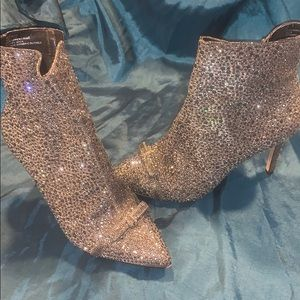 INC High Heel BLING Boots